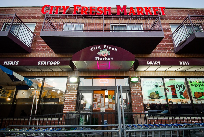 City Fresh Market_store exterior